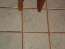Grout Coloring - before